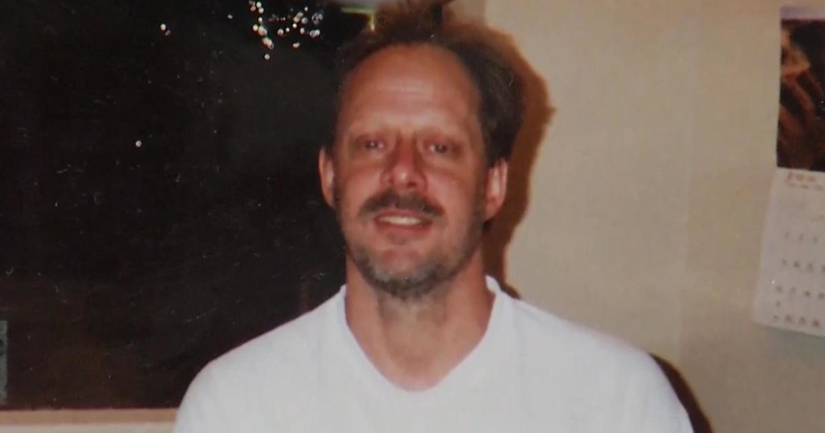 Stephen Paddock: What we know about the Las Vegas gunman