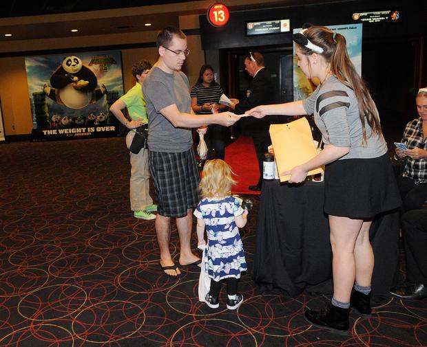 "Orlando Premiere Of ""KUNG FU PANDA 3""!"
