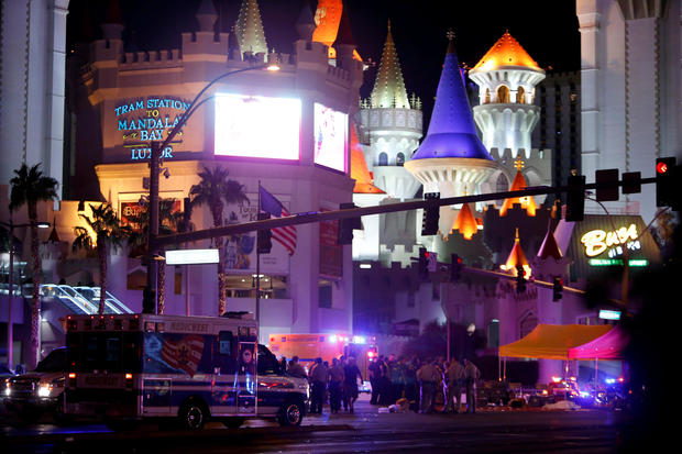 Las Vegas music festival shooting