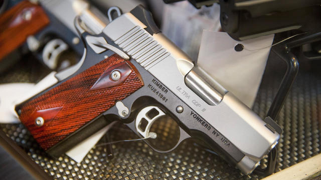Gun Ownership In U.S. Ties Record Low At 32 Percent