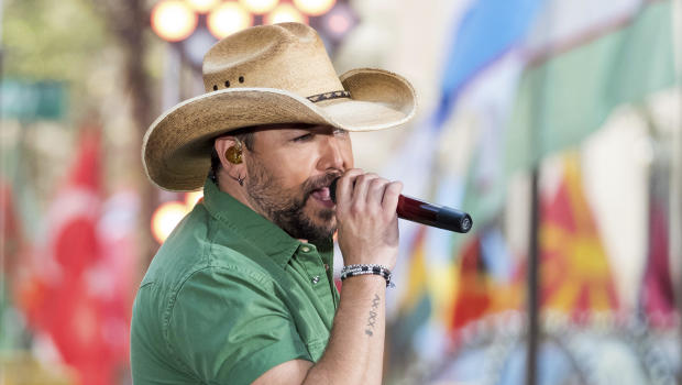 Jason Aldean Returns To Las Vegas A Week After Mass Shooting