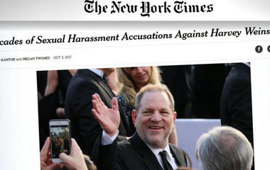 Harvey Weinstein holding leave of deficiency after passionate nuisance allegations