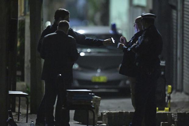 Australia Police Raids