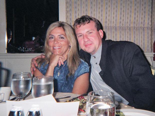 Virginia Vertetis and Jim Faulkner