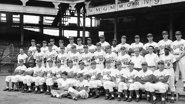 Brooklyn Dodgers 1957