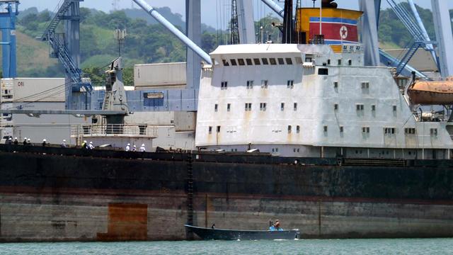 PANAMA-NKOREA-CUBA-UN-WEAPONS