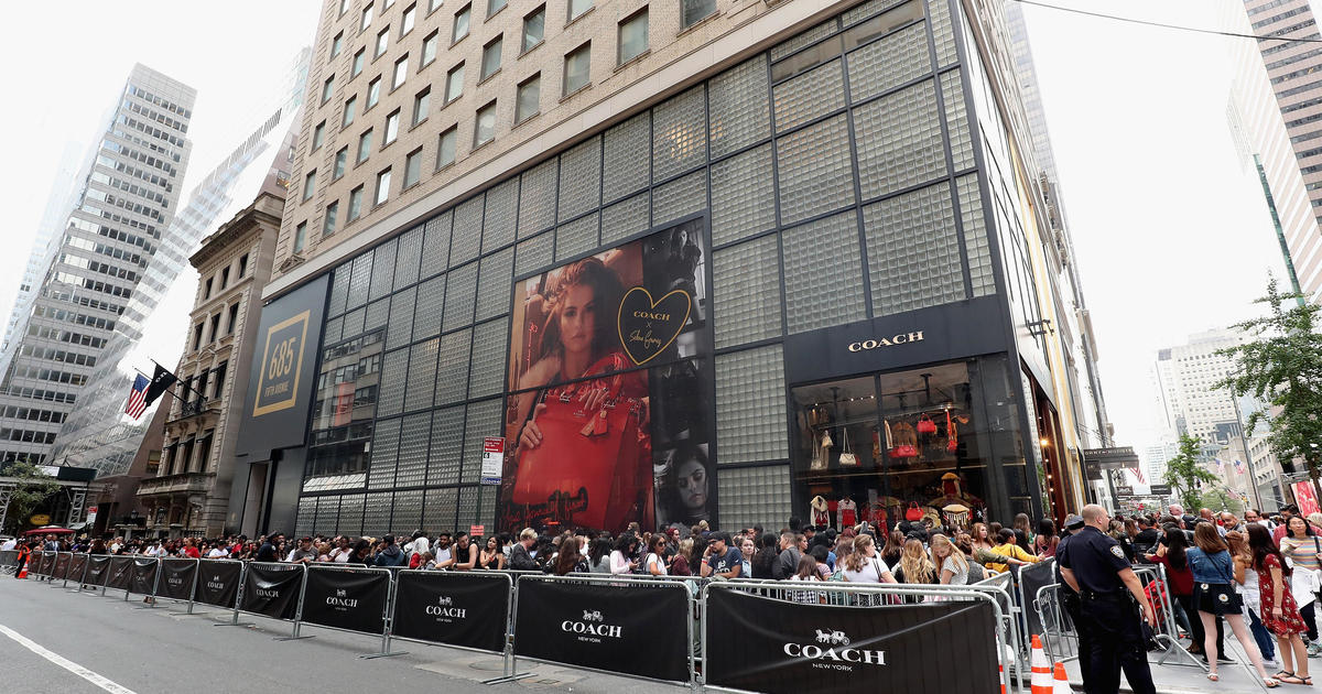 Coach Rebrands As Tapestry To Reflect More Than Bags Cbs News