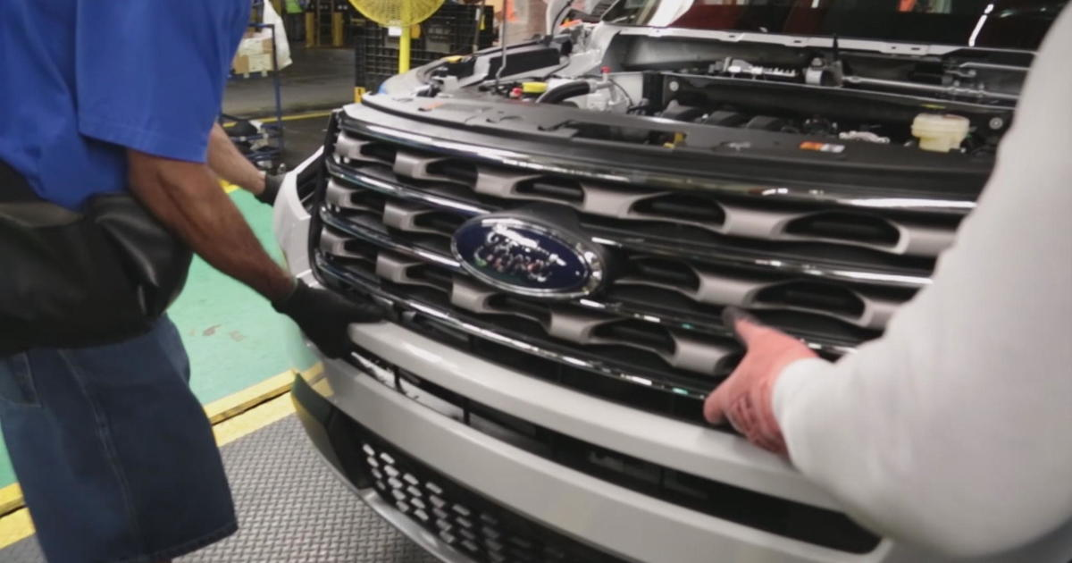 Ford Explorer Recall 2017 >> Ford Urged To Recall 1 3m Explorers Amid Carbon Monoxide