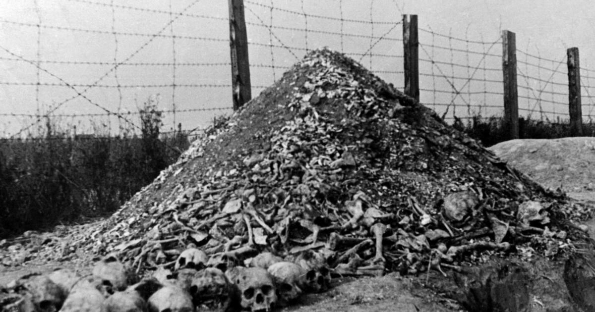 majdanek nazi death camp poland 51400546.