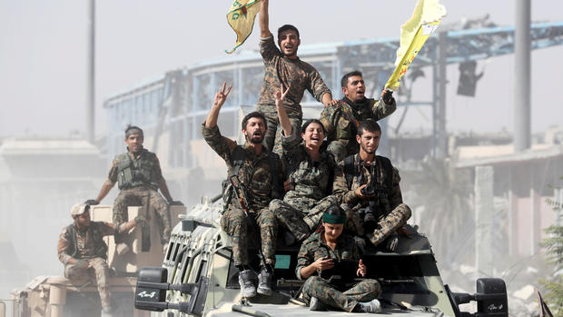 Kurds plead for help in ISIS fight