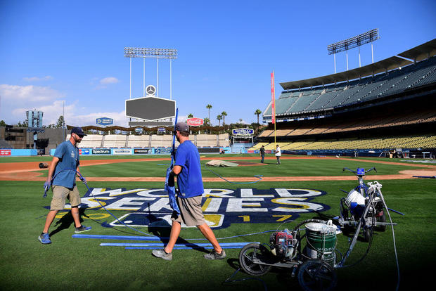 2017 World Series Previews - Los Angeles Dodgers