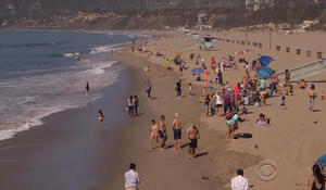 Red flag warnings go up as heat wave sweeps California