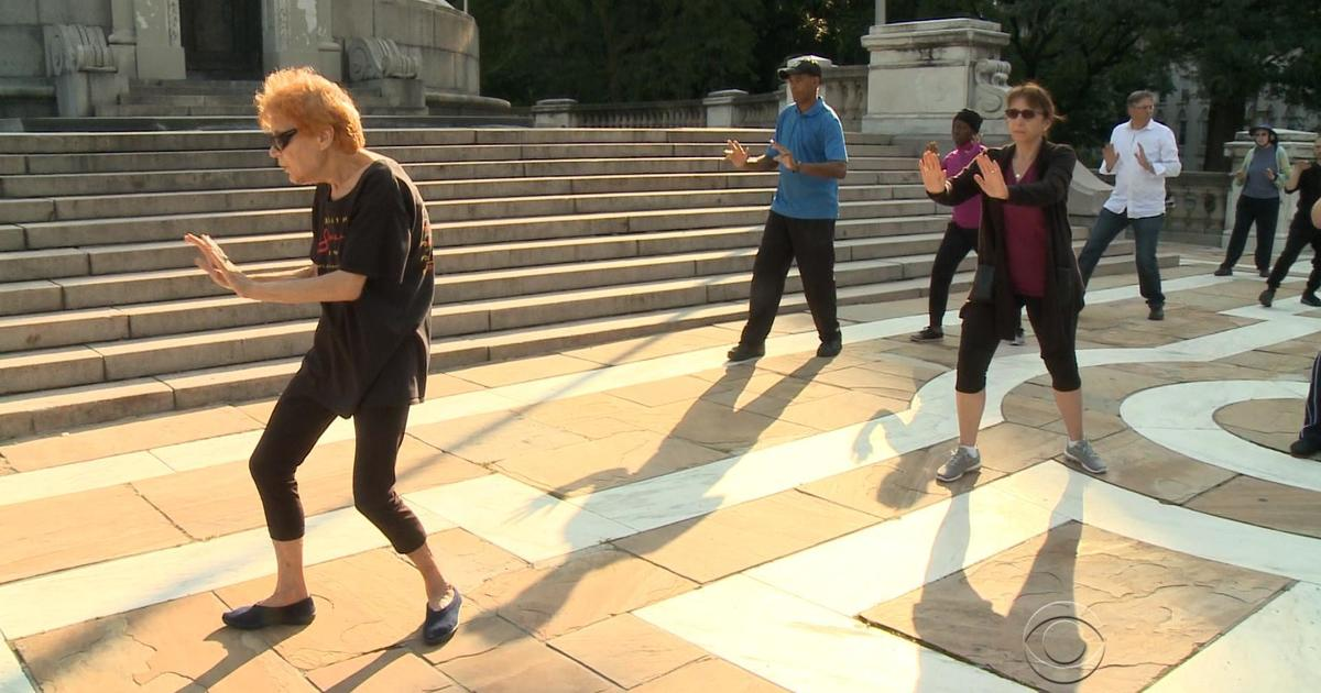 evidence suggests tai chi could be used to fight heart attacks cbs news. Black Bedroom Furniture Sets. Home Design Ideas