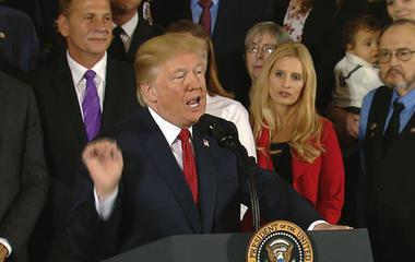 President Trump declares opioid epidemic a public health emergency