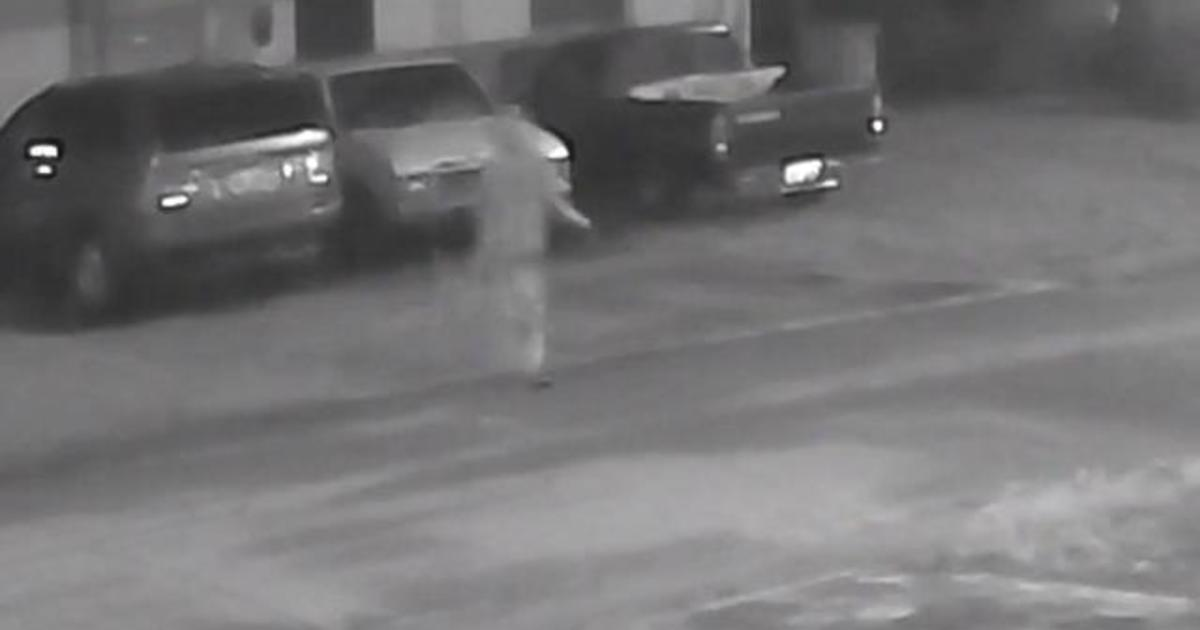 Possible serial killer in Tampa: Video offers important clues