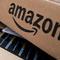 Amazon logo boxes