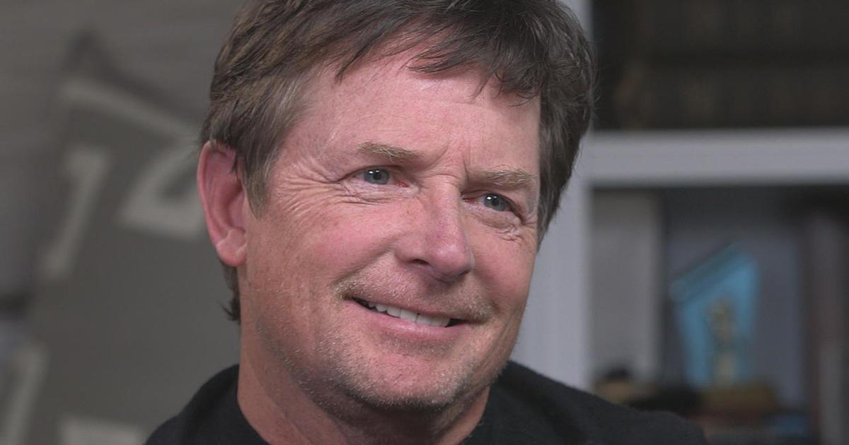 Michael J. Fox on working toward a Parkinson's cure - CBS News