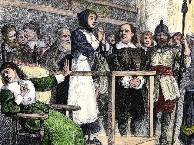 Almanac: The Salem witch trials - CBS News
