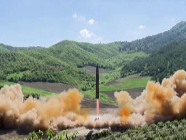 Could a North Korean long-range missile reach the United States?