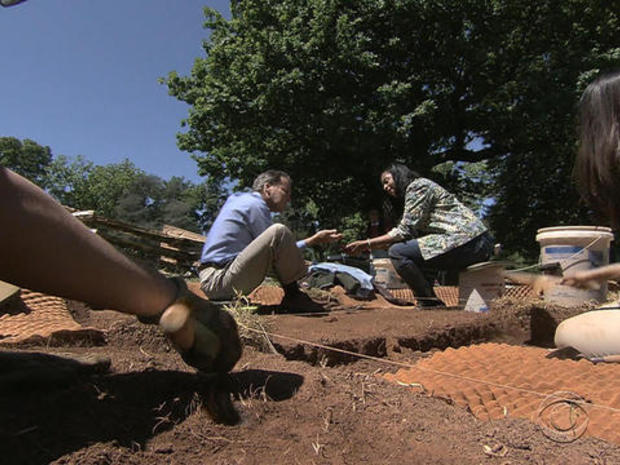 James Madison's Montpelier explores its history of slaves
