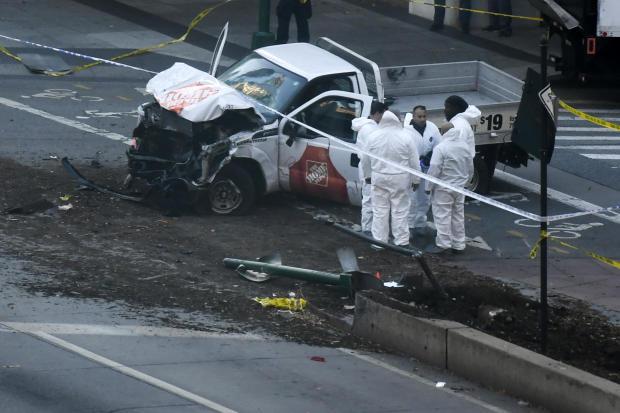 new york city attack