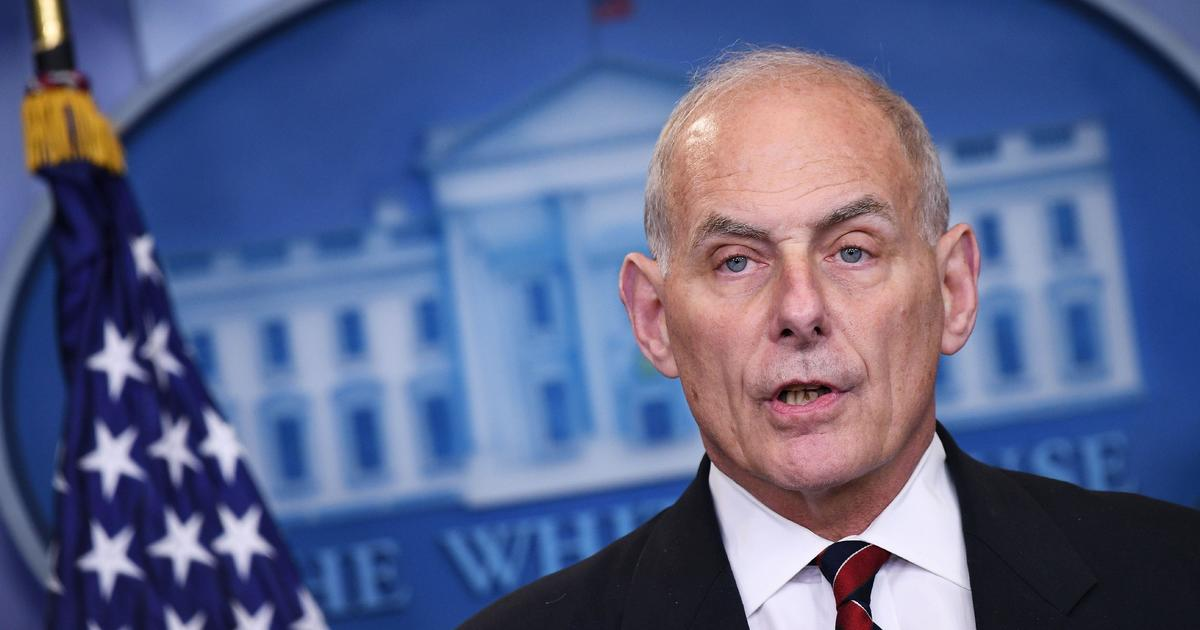 Chief of Staff John Kelly on way out at White House