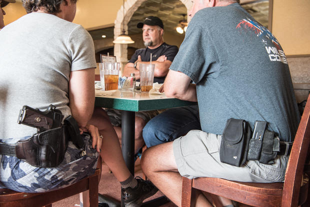 Police Shootings-Open Carry