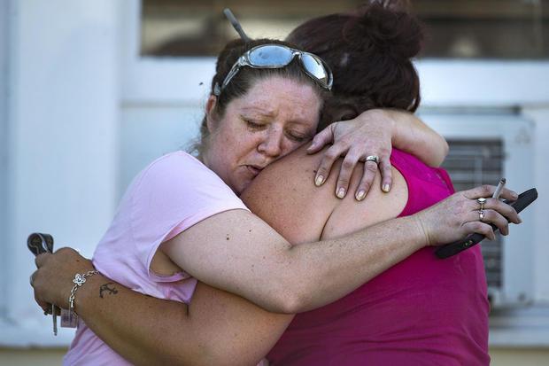 deadly church shooting texas