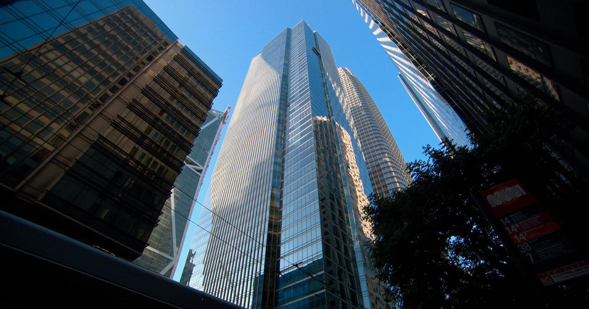 San Francisco S Leaning Tower Of Lawsuits Cbs News