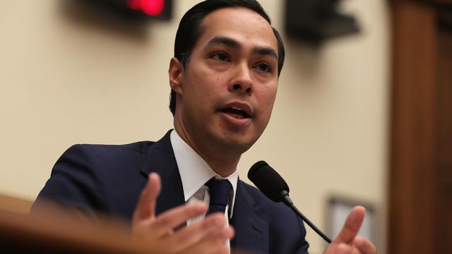 HUD Secretary Julian Castro Testifies To House Financial Services Committee On Department's Accountability
