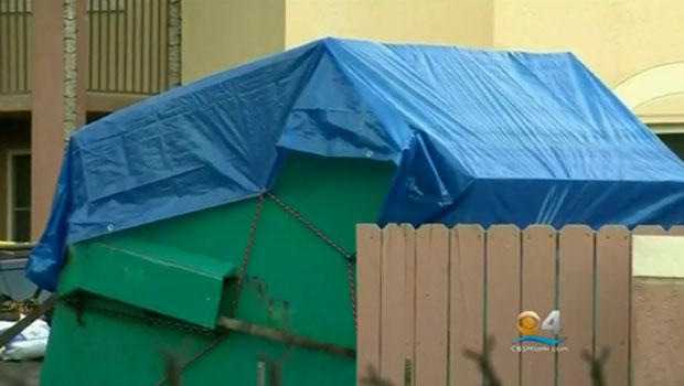 Florida mother killed girl, hid her body in dumpster