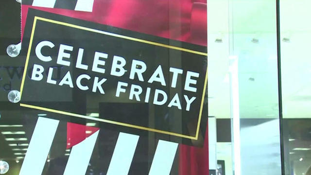 Black Friday 2017 Sales Are Starting Earlier Cbs News