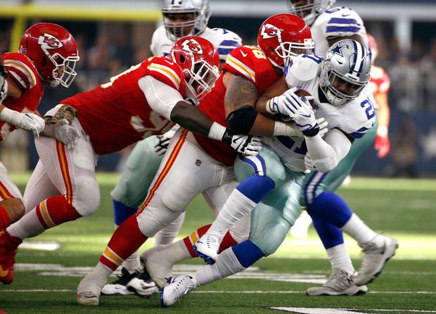 Kansas City Chiefs v Dallas Cowboys