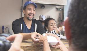 Lin-Manuel Miranda brings help, hope to Puerto Rico