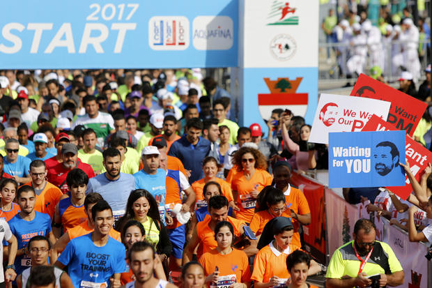 Lebanon Marathon