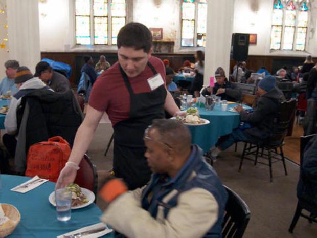 """""""Radical hospitality"""" towards Philadelphia's homeless"""