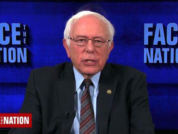 Sen. Sanders discusses President Trump's comments on Putin