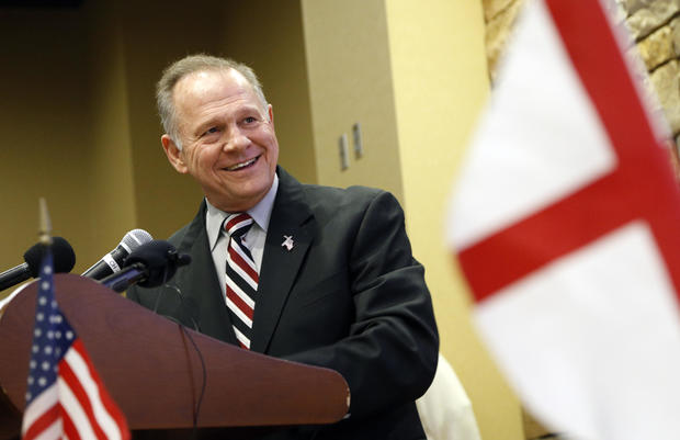 Alabama Senate Moore