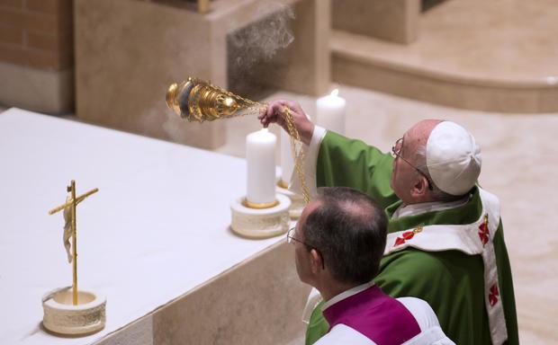 ITALY-POPE-RELIGION