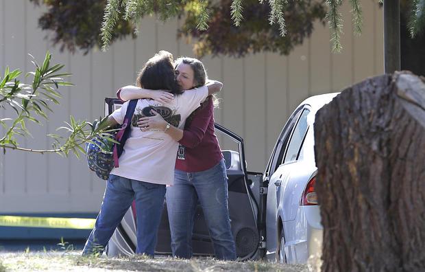 APTOPIX Deadly California Shootings