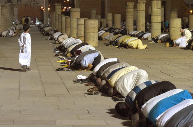 MOROCCO-RELIGION-ISLAM-RAMADAN