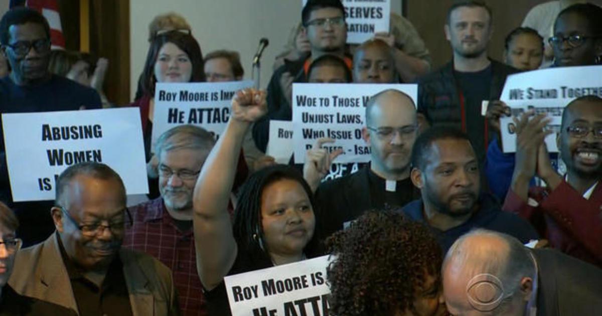 Religious leaders speak out against Roy Moore