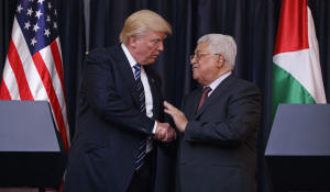 Trump administration threatens to shutter Palestinians' D.C. office