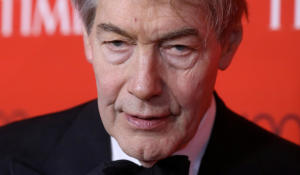 CBS News suspends Charlie Rose after sexual harassment allegations