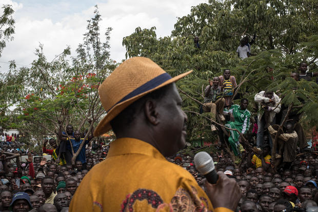 Tensions High as Kenya Waits For New Presdential Vote