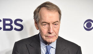 Three CBS employees accuse Charlie Rose of harassment