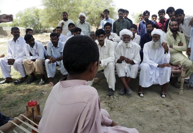 Pakistan Madrassa Abuse
