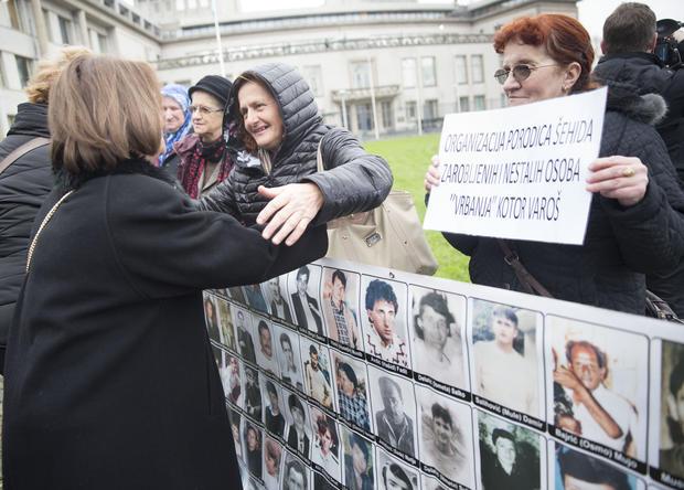 Verdict Announced In Ratko Mladic War Crimes Trial