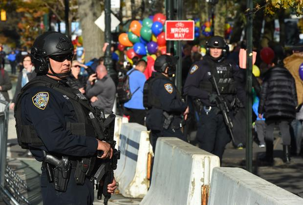 US-THANKSGIVING-MACYS-PARADE-SECURITY