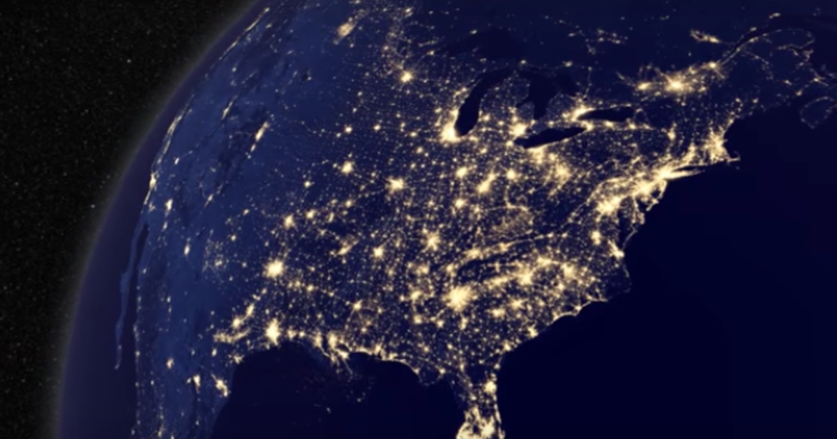 Light pollution increasing around the globe, researchers say